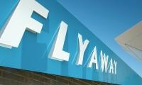 Close-Up, Van Nuys Flyaway, Los Angeles World Airports, Sussman/Prejza & Company