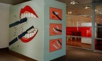 Dental Graphic, ArboNed Office Interiors, Bureau Mijksenaar