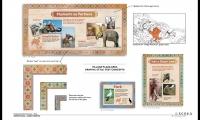 Village Plaza, Asian Tropics Exhibit Master Plan, Denver Zoo, ECOS Communications