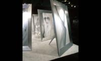 Picture Frames, Doc Johnson Exhibit, Mauk Design
