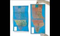 Map Unfolded, Dynamap: Manhattan, Urban Mapping LLC
