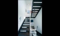 Stairwell, E.ON Visitor Center, E.ON Kraftwerke, Kubik BV