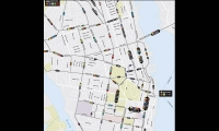 Map, Halifax Transit Bus Map and Street Signage Redesign, Michelle Jospe, NSCAD University