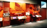 Display Graphics, National Civil Rights Museum, Ralph Appelbaum Associates