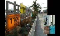 Close-Up of Signage, North Market Building Sign Program, A.F. Gilmore Company, Newsom Design