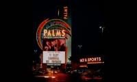 Signage, Palms Casino Resort, Maloof Companies, Sussman/Prejza & Co.