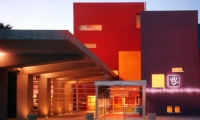 Exterior, Phoenix Children's Hospital, Karlsberger Companies