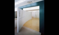 Medical Room Hallway, San-Ai Clinic Color and Signage Design, San-Ai Kai Medical Corp., MED