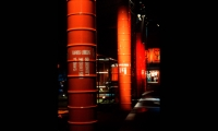 Columns, Scorpion Knockout @NikePark, Nike Football, Nike Brand Design