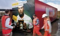 Safety Message in Environment, Site Safety Installation, Fletcher Construction, Studio Alexander