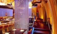 Circular Dining Area, SushiSamba Rio, Shimon Bokovza, Danielle Billera, Mathew Johnson, Rockwell Group