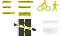 Sign Documentation, VeloCity, University of Washington, Erin Williams