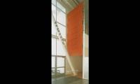 Metal Façade, Wattis Institute Entry Facade, California College of the Arts, Thom Faulders/Beige Design