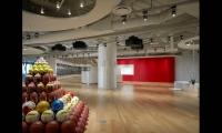 Product Display, Wilson Sporting Goods Headquarters, Gensler