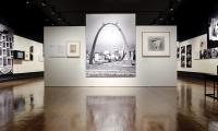 Exhibit Hall, Eero Saarinen: Shaping the Future, Museum of the City of New York, Cooper Joseph Studio