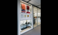 Display Case, Good Housekeeping Institute Exhibit, Hearst Corporation, C&G Partners