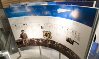 John Glenn Institute Permanent Exhibition, The Ohio State University, Eyethink