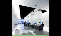 Interaction, The Official NYC Information Center, NYC & Company, Local Projects, WXY Architecture