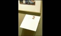 Stamp Description, Pushing the Envelope, The Norman Rockwell Museum at Stockbridge, Poulin + Morris