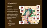 Sample Trail Addresses, Schuylkill River, Schuylkill River Greenway Association, Cloud Gehshan Associates