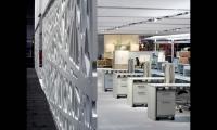 Showroom, Teknion IIDEX Exhibit 2007, Teknion