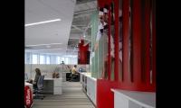 Work Space, Wilson Sporting Goods Headquarters, Gensler