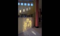 Photo on Wall, Archiving Memory, University of Minnesota, Coyne Photography + Design