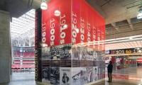 Timeline, Arizona Cardinals Stadium, Arizona Sports & Tourism Authority, Pentagram, Entro Communications