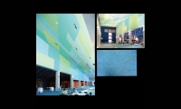 Interior Colors, Duke Energy Center, City of Cincinnati Department of Transportation and Engineering, Sussman/Prejza & Company, LMN Architects