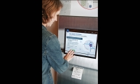 Touchscreen, M.D. Anderson Access System, The University of Texas M. D. Anderson Cancer Center, fd2s
