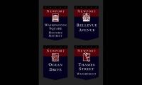 City of Newport Sign Program, Newport Chamber of Commerce, Roll Barresi & Associates