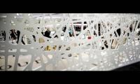 Recyclable Wall, Teknion IIDEX Exhibit 2007, Teknion