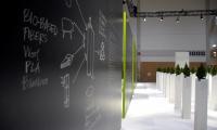 Information Walls, Teknion IIDEX Exhibit 2006, Vanderbyl Design