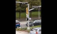 Street Name Signs, Texas Medical Center Wayfinding Master Plan, fd2s Inc.