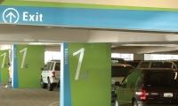 Garage, Van Nuys Flyaway, Los Angeles World Airports, Sussman/Prejza & Company