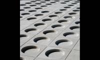 Clear Holes, White Road: Waiting for the Rain, Mediterranean Sculpture Symposium, Studio Rašić