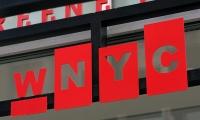Logo, WNYC Radio Broadcast Studios, WNYC, Poulin + Morris