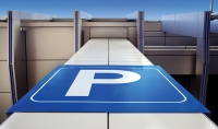 Parking Symbol, World Square Carpark, Brookfield Multiplex, BrandCulture Communications