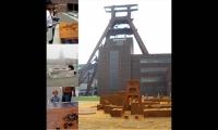 Model Zeche Zollverein Wayfinding, Landesentwicklungsgesellsutag (LEG Research and Development Company), F1RST DESIGN