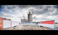 Exterior, E.ON Visitor Center, E.ON Kraftwerke, Kubik BV