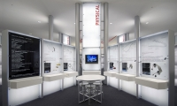 Physical Module, W.L. Gore Capabilities Center, Carbone Smolan Agency