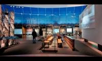 Video Display, National Constitution Center, Ralph Appelbaum Associates
