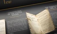 Constitution, Newseum, Ralph Appelbaum Associates