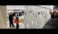 Interacting within Showroom, Teknion IIDEX Exhibit 2007, Teknion