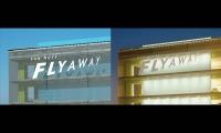 Two Views, Van Nuys Flyaway, Los Angeles World Airports, Sussman/Prejza & Company