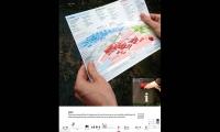 Map, Zeche Zollverein Wayfinding, Landesentwicklungsgesellsutag (LEG Research and Development Company), F1RST DESIGN