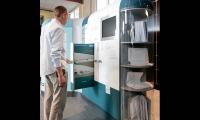 Exhibit, Afsluitdijk Exhibition/Visitor Centre, Rijkswaterstaat (Ministry of Traffic and Water Management), 2D3D Designers