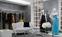 Sitting Area, Christian Dior Temporary Store, Christian Dior Couture, Gensler