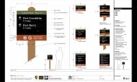 Concepts, Golden Gates, Golden Gates National Parks Conservancy, Hunt Design