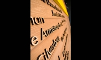 Names, Lance Armstrong Foundation Headquarters, fd2s inc.
